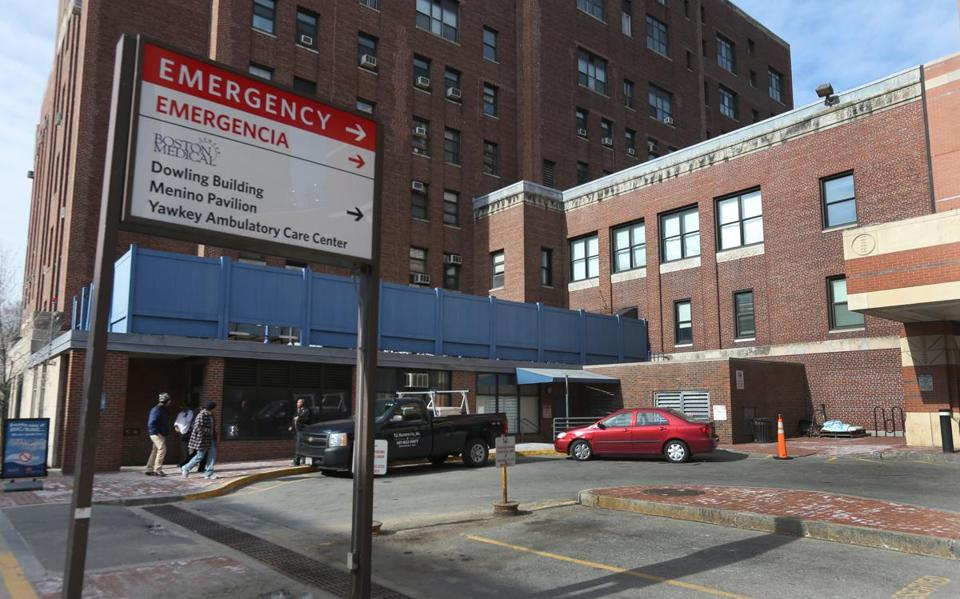 Boston Medical Center Emergency Room