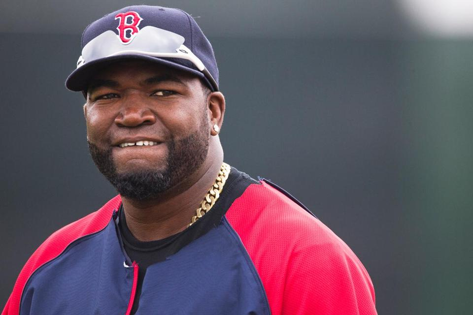 """We understand that crying is when tears come out of your eyes and stuff,"" said David Ortiz. ""Trust me, there's a lot of us, we don't tear out like a lot of people do, but we suffer, crying inside."""