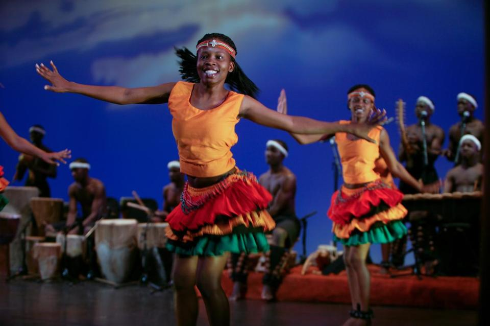 """The Spirit of Uganda"" is a touring and training arts program that helps young Ugandans."