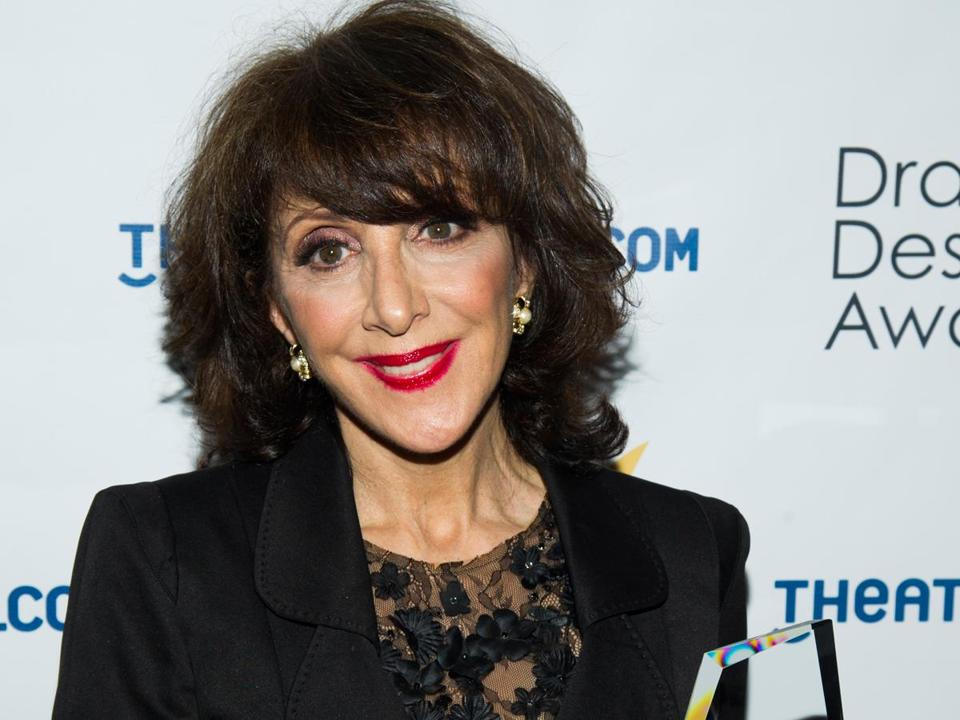 Tony Award-winner Andrea Martin.