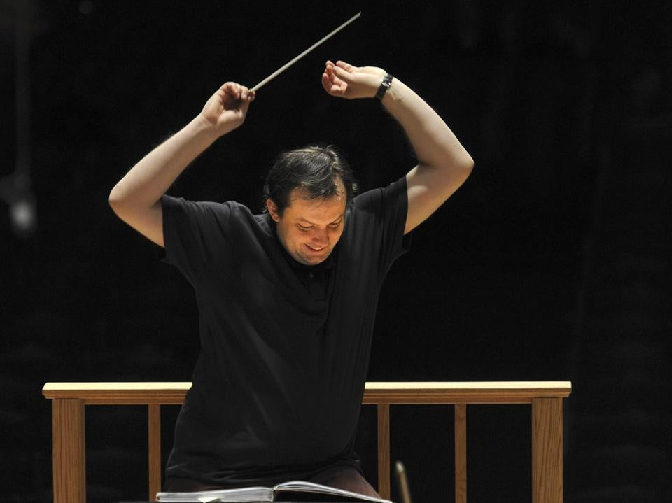 Andris Nelsons takes the reins as music director of the Boston Symphony Orchestra next fall.
