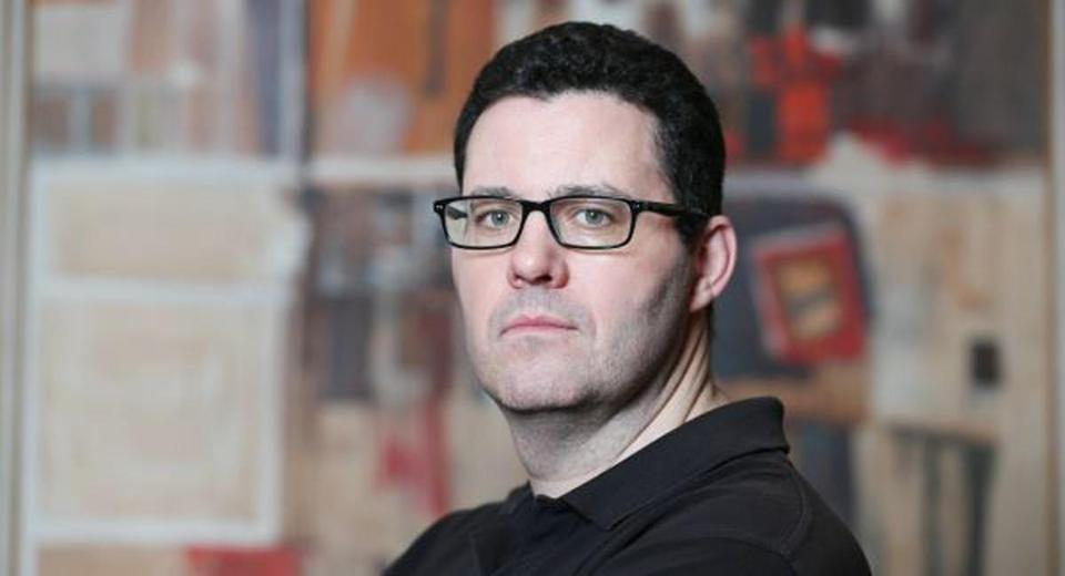 Adrian McKinty sets his police procedurals beside The Troubles in Belfast.