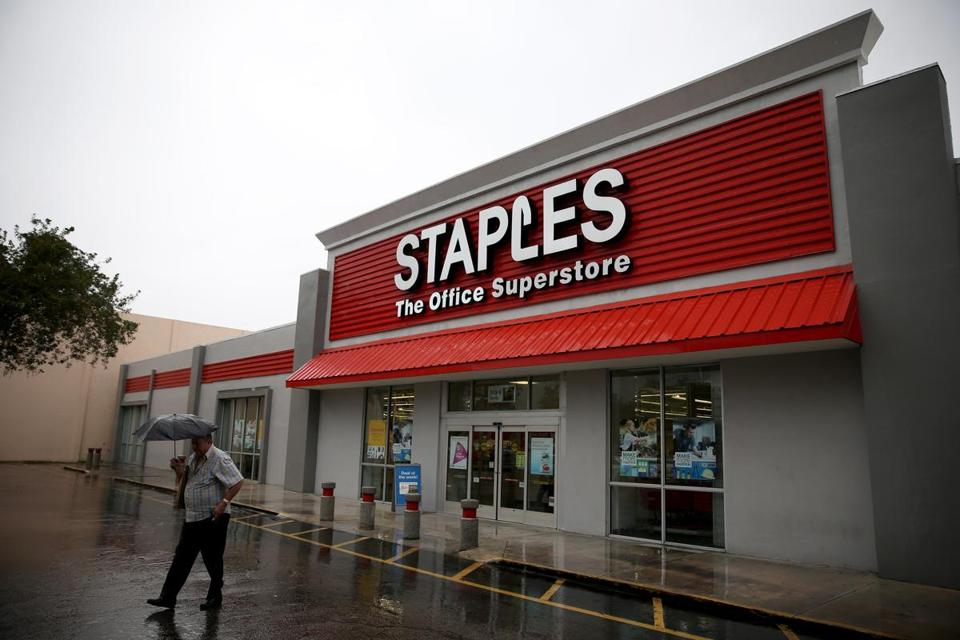 Cuts are expected to lower the number of Staples stores in North America by about 12 percent, the company said.