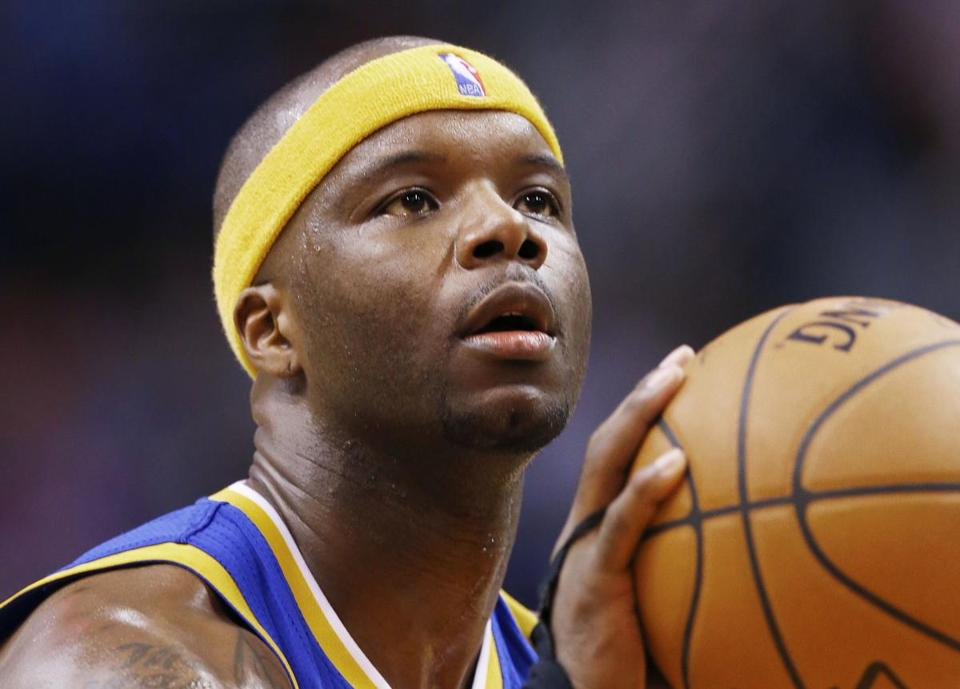 Jermaine O'Neal has a hanged outlook.