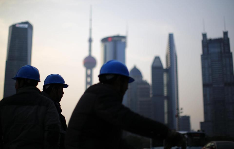 Some of the changes to the Chinese financial system seek to boost domestic spending, including on construction.