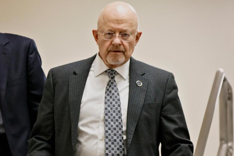 The system will extend across the government, said James Clapper, intelligence official.