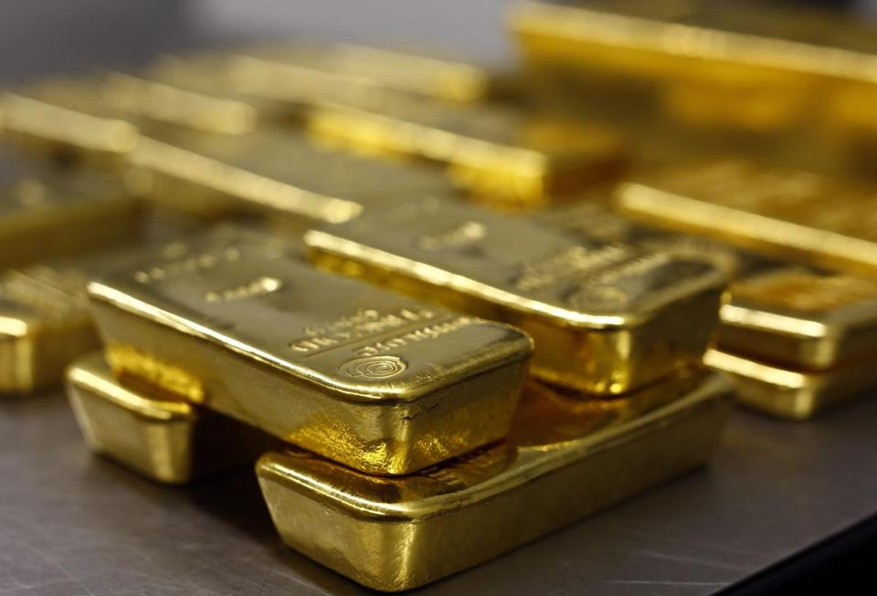 Gold futures for April delivery gained 1.8 percent to settle at $1,370.50 an ounce in New York.