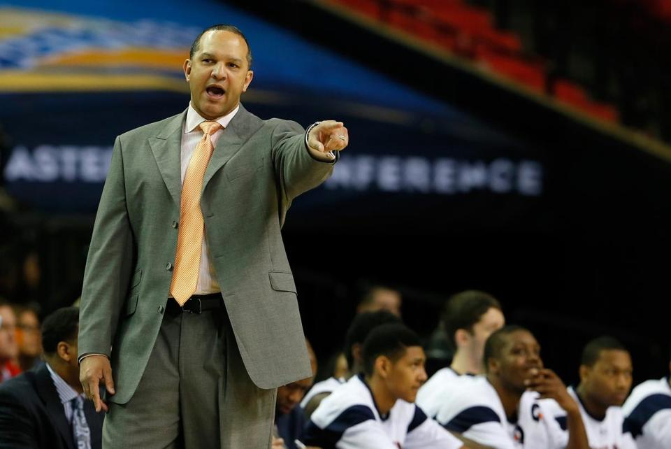 Auburn has fired men's basketball coach Tony Barbee after four seasons.