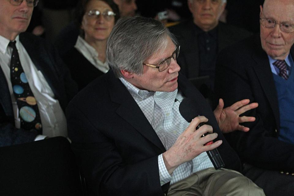 Alan Guth has worked on the theory of inflation — the 'bang' of the Big Bang — for decades. A South Pole experiment thought to confirm the theory is now being reviewed.