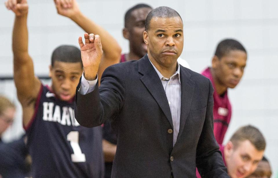 Harvard basketball coach Tommy Amaker has heard the criticism of his program; it seems to go with the territory in the Ivy League.