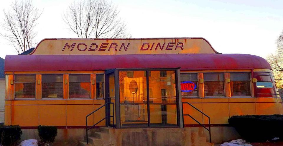 It's the dawn of another day in Pawtucket's East Side, and the Modern Diner already has the coffee on.