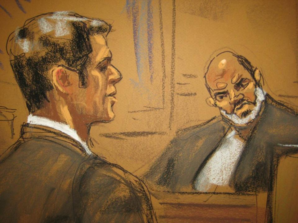 Sulaiman Abu Ghaith testified Wednesday that he did not have any role in Al Qaeda plots against the United States.