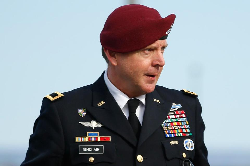 Brig. Gen. Jeffrey Sinclair pleaded guilty to several charges including adultery — a crime in the military.