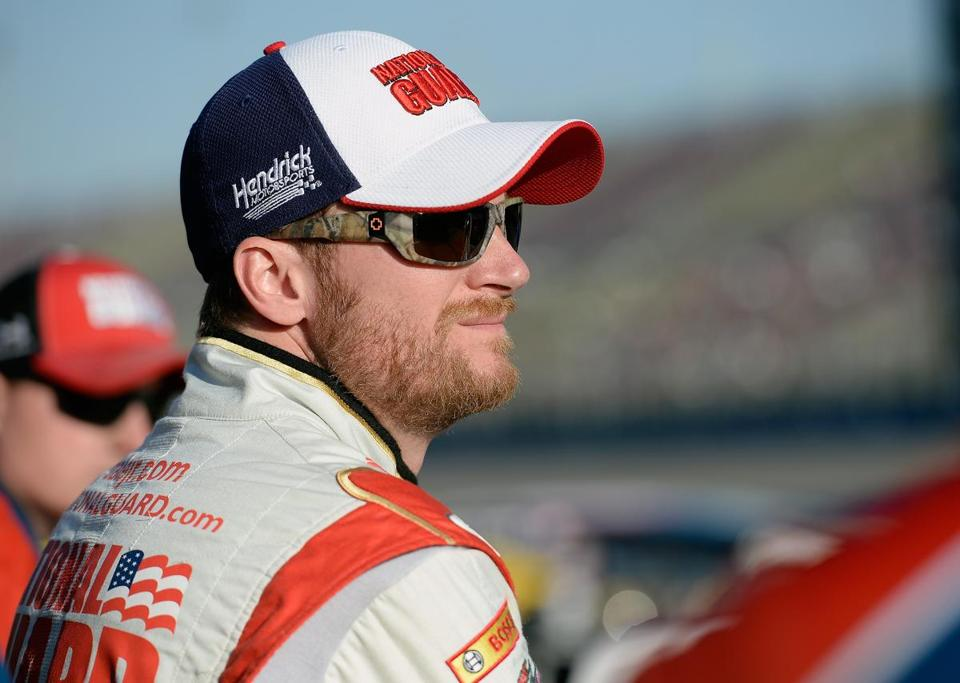 Dale Earnhardt Jr.'s Daytona 500 win all but clinched him a spot in NASCAR's Chase to the Championship.