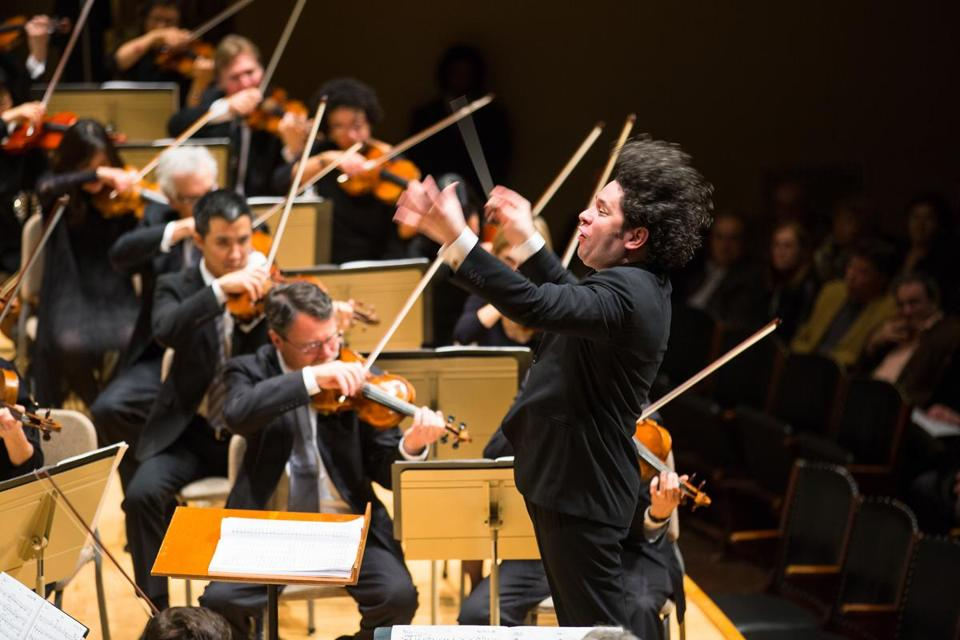 The Los Angeles Philharmonic's Symphony Hall performance on Sunday marked the final stop on the orchestra's North American tour.
