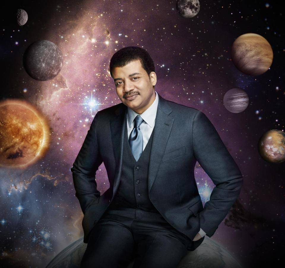 "Neil deGrasse Tyson, astrophysicist and host of ""Cosmos: A Spacetime Odyssey."""