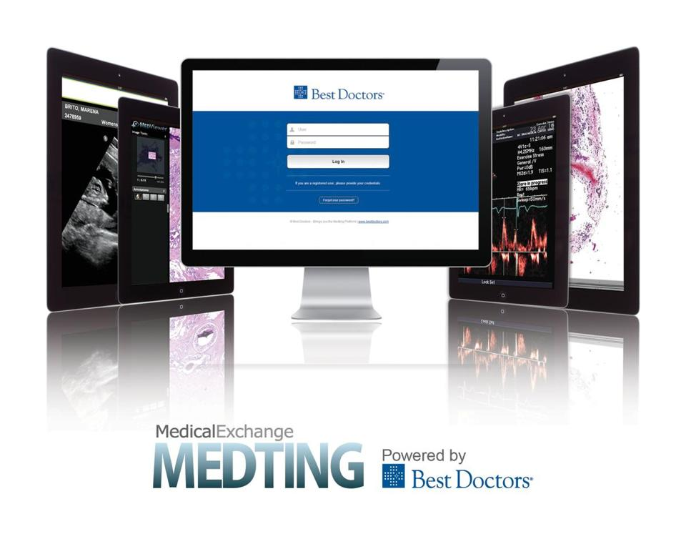 Best Doctors is encouraging medical societies and physicians' organizations to  join Medting.