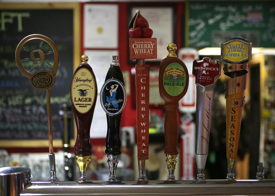 Yuengling has snagged valuable tap handles in Boston bars.