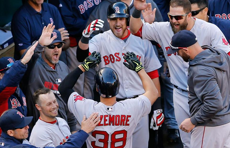 Decision time is looming as the Red Sox weigh their options before choosing a centerfielder.