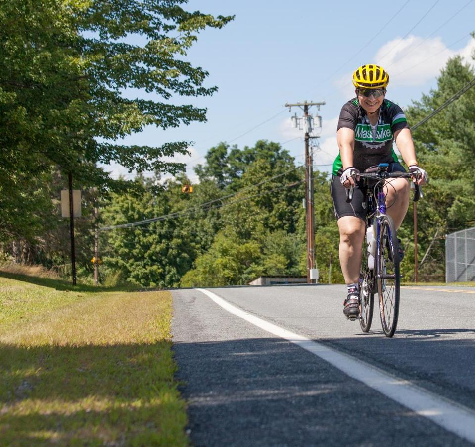 Ride to the country's only certified Trappist beer brewery, visit two wineries, and explore picturesque Central Massachusetts towns and farmland.