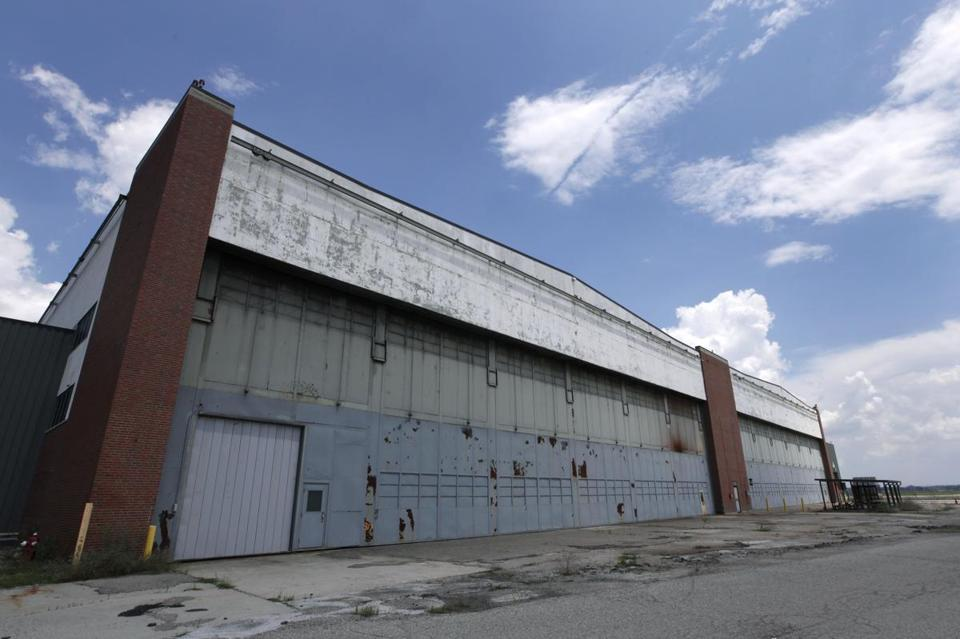 Backers of the Save the Bomber Plant campaign hope to convert the factory to a museum.
