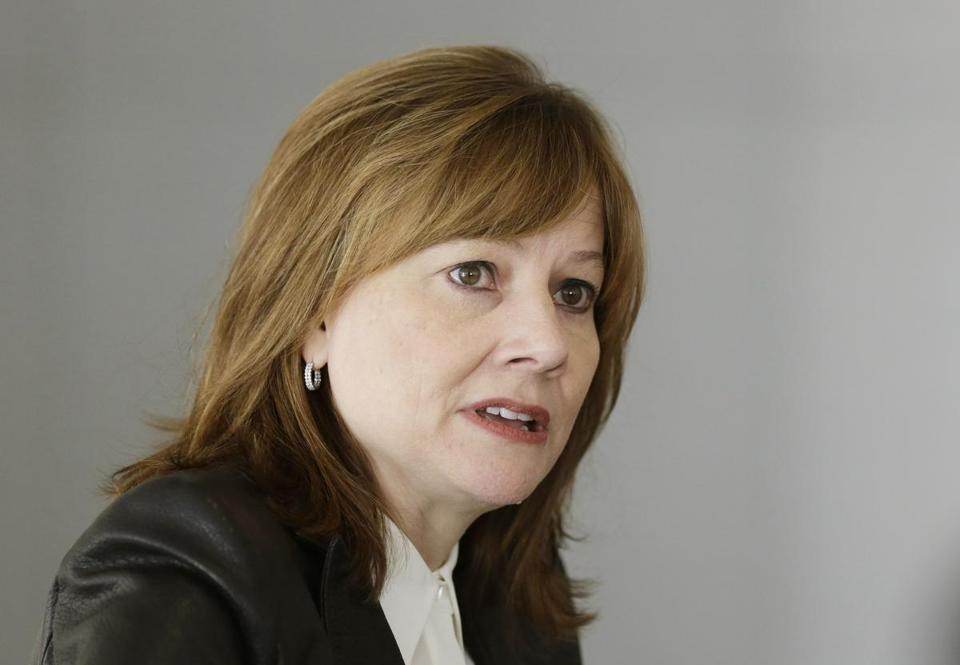 GM CEO Mary Barra has apologized for the deaths linked to the defect and ordered an ''unvarnished'' investigation.