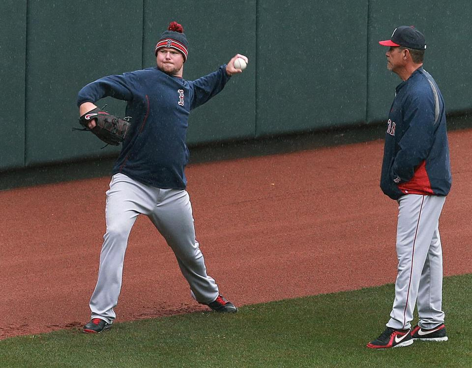 Jon Lester will make his fourth consecutive Opening Day start Monday vs. the Orioles.