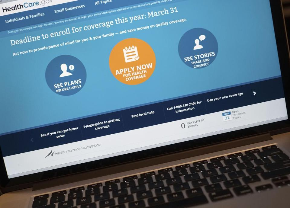 Monday is the deadline to sign up for private heath insurance in the online markets created by President Obama's heath care law or face a federal fines.