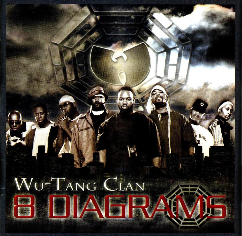 """8 Diagrams,"" Wu-Tang Clan's last studio album, came out in 2007."