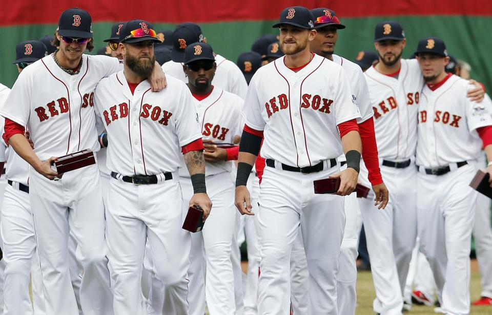 Right balance of player ages gives Red Sox better chance ...