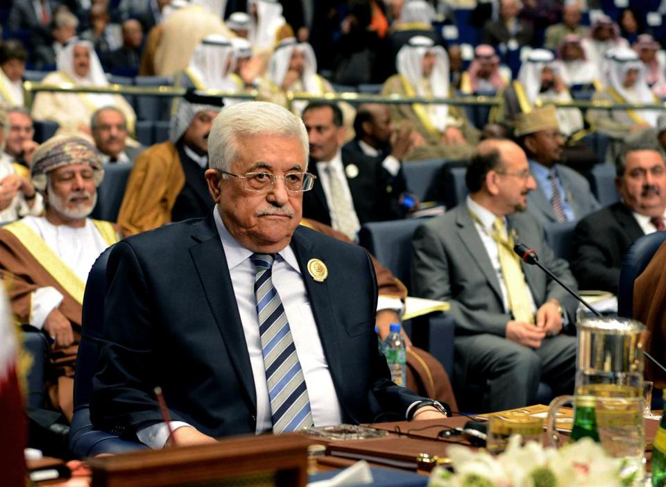 "Palestinian Authority President Mahmoud Abbas has threatened to walk away from peace talks, possibly because he fears being labeled a ""sell-out"" by hardliners."