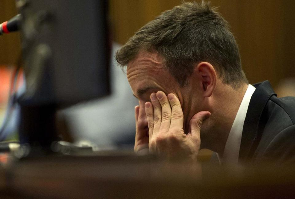 Oscar Pistorius's testimony on day 17 of his trial in Pretoria came on the same day his defense opened its case.
