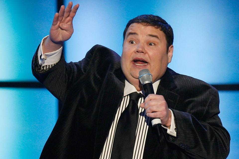 The portly Pinette was a self-deprecating presence on stage, frequently discussing his weight on stand-up specials.
