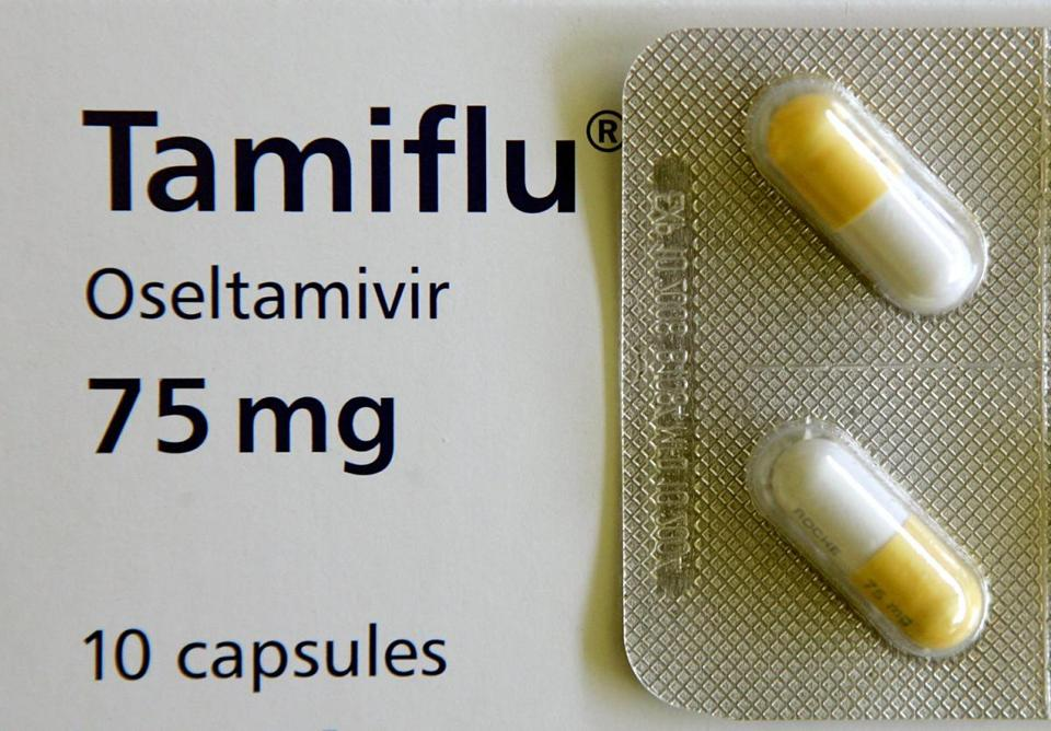 A review found that, compared with a placebo, Tamiflu shortened the duration of flu symptoms by a little less than a day on average — from 7 to 6.3 days — but led to more side effects.