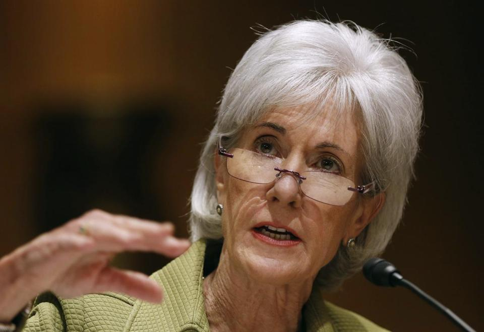 Health and Human Services Secretary Kathleen Sebelius is resigning from the Obama administration, a White House official said.