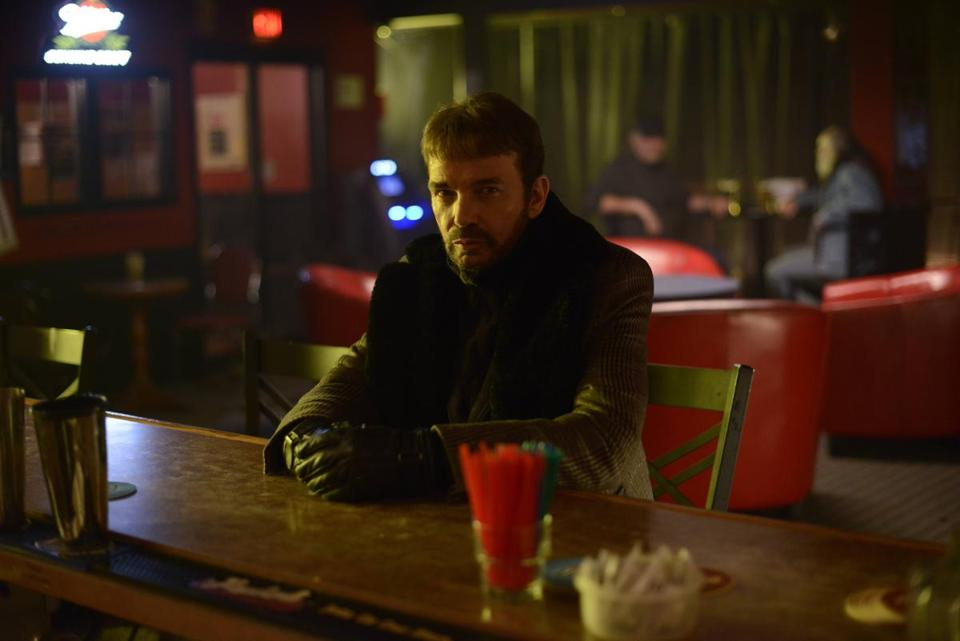 Billy Bob Thornton plays Lorne Malvo, a man who creates chaos for everyone with whom he comes in contact.