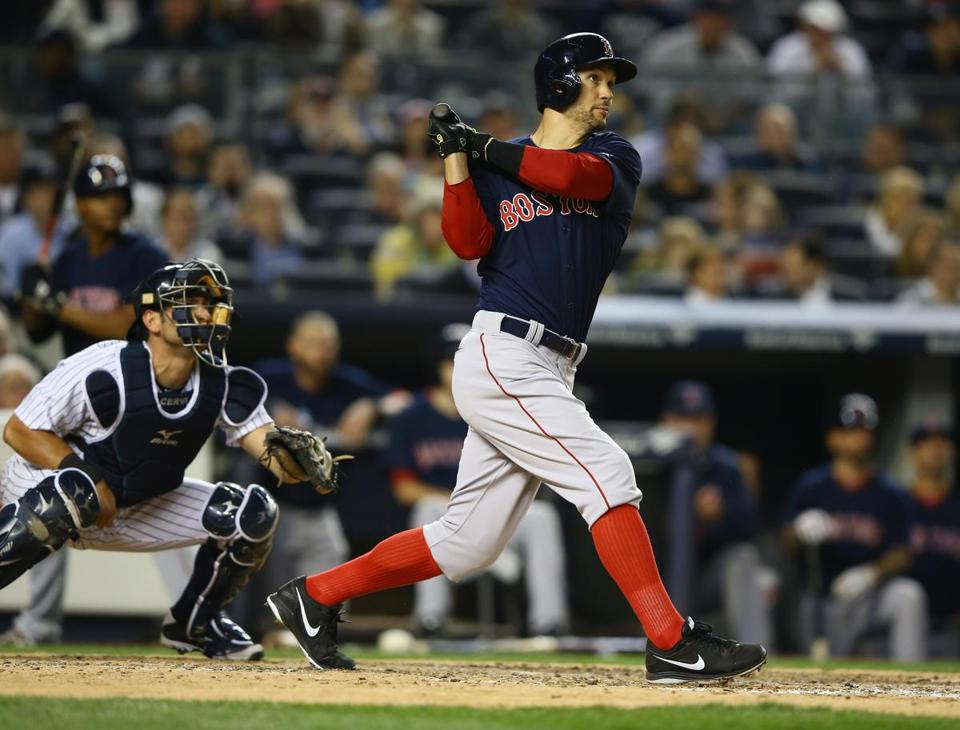 Grady Sizemore hit a three-run homer against CC Sabathia in the sixth inning.
