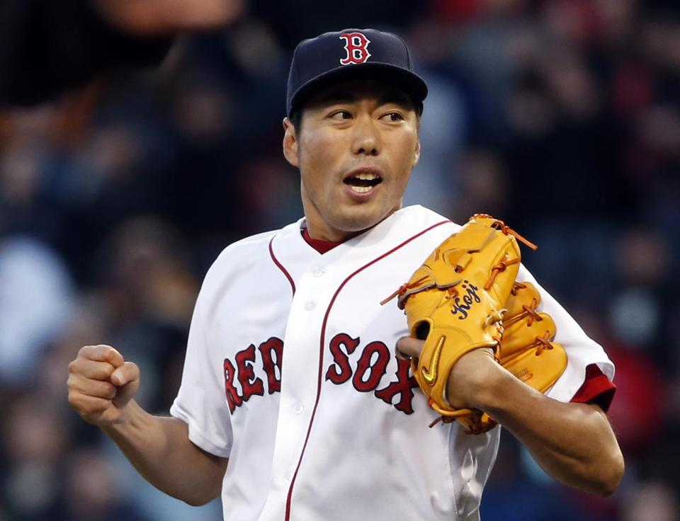 The injury to Sox closer Koji Uehara is similar to one that sidelined him with Texas in 2012. (Elise Amendola/Associated Press)
