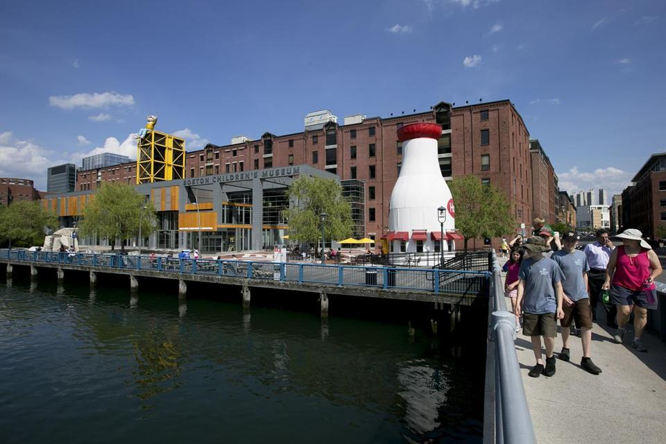 The Boston Children's Museum is the country's second oldest.