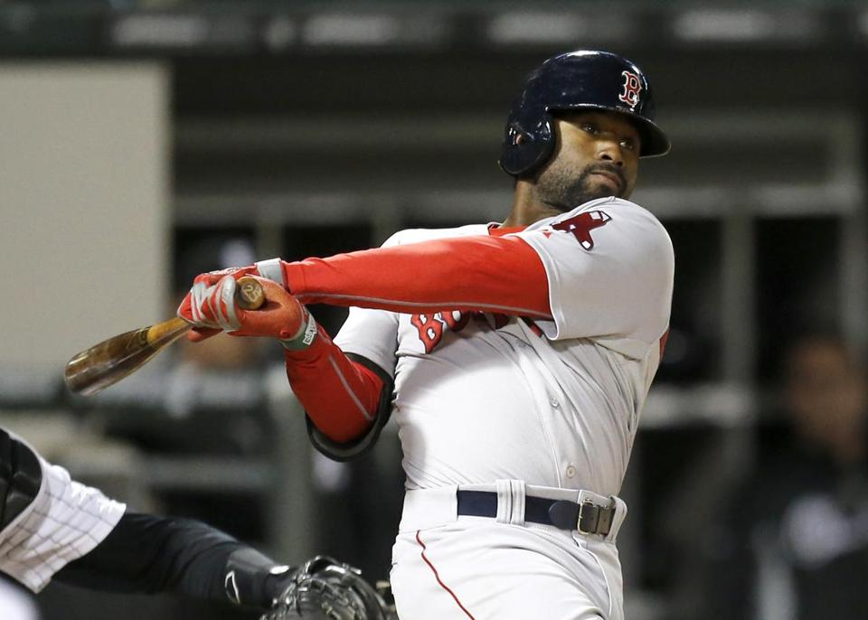 Jackie Bradley Jr.'s defense could keep him with the big club even when Shane Victorino returns.