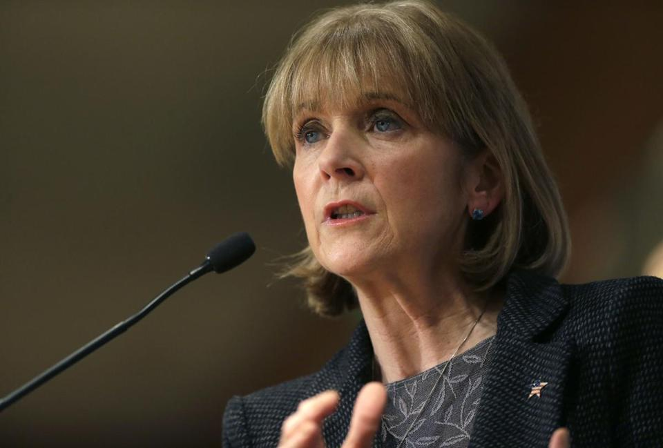 Martha Coakley said that the Securities and Exchange Commission should review a $25 million deal between General Catalyst and New Jersey's public pension fund.