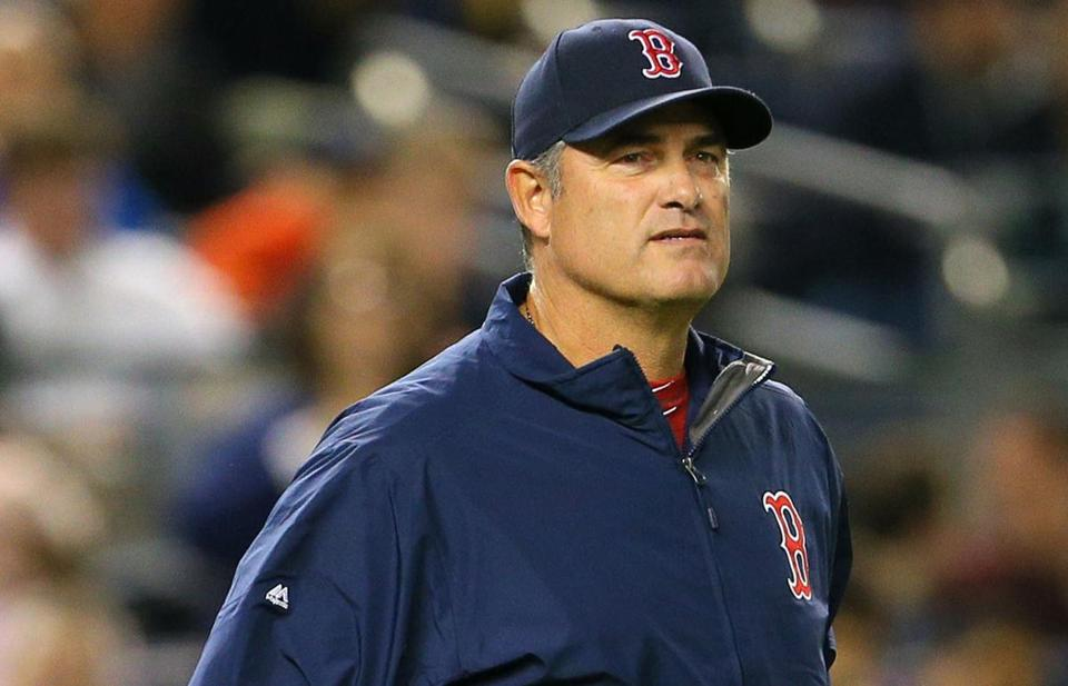 As his ejection in New York showed, Red Sox manager John Farrell hasn't lost any of his passion during his team's lackluster start this year.