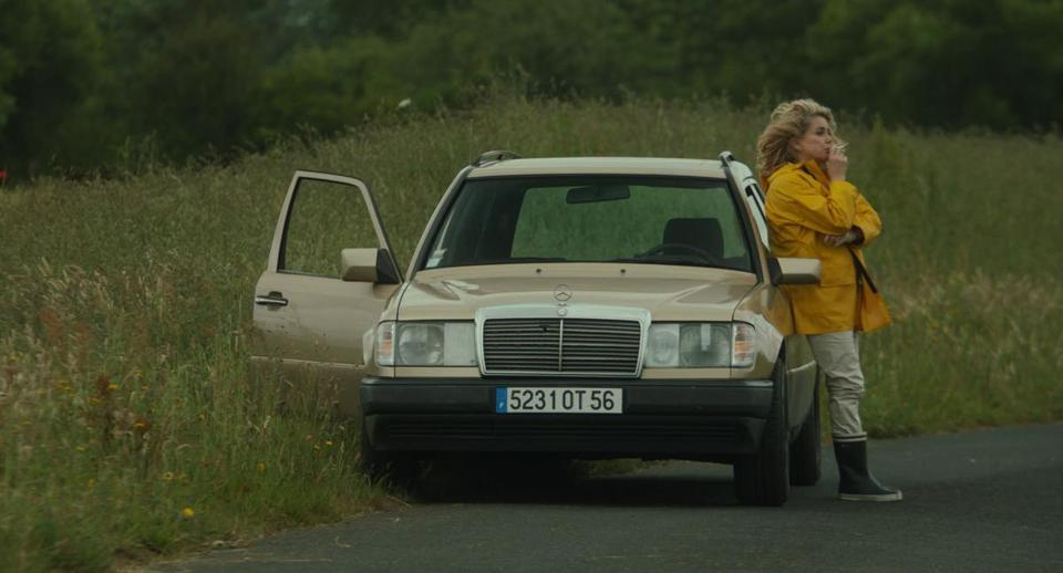 "Catherine Deneuve stars in the French road film ""On My Way,"" directed by Emmanuelle Bercot."