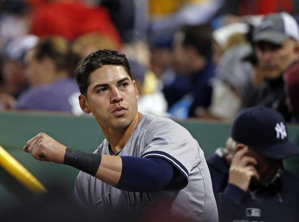 Jacoby Ellsbury was one of the Yankees' expensive offseason acquisitions.