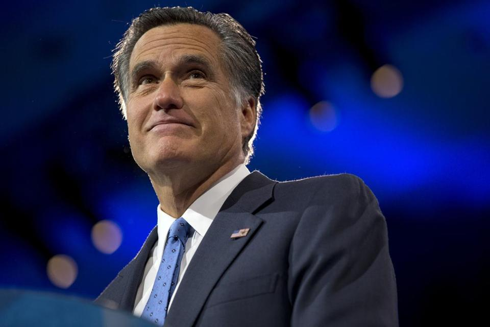 A Mitt Romney aide confirmed the donation, which was first reported on Tuesday by the Washington Post.