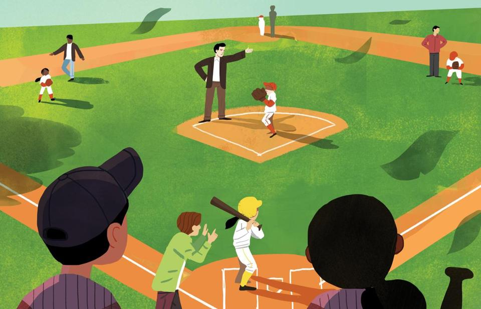 How parents are ruining youth sports