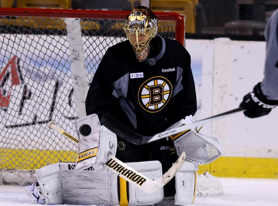 Tuukka Rask and the Bruins will welcome the Canadiens on Thursday.