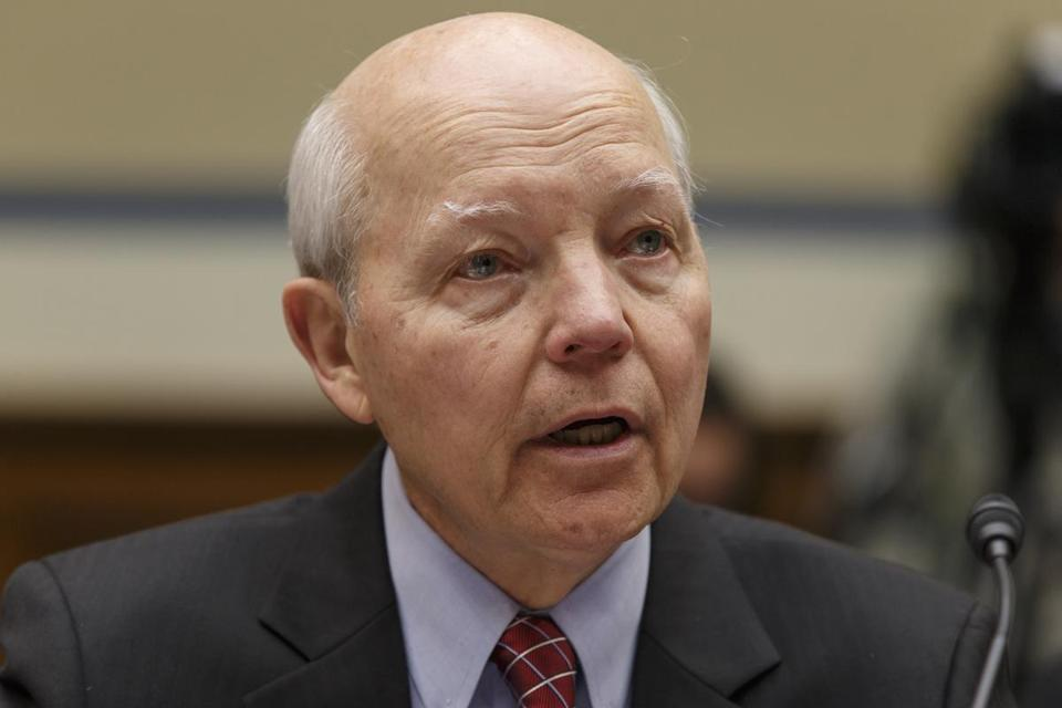IRS Commissioner John Koskinen sees a need to revise the US tax code.