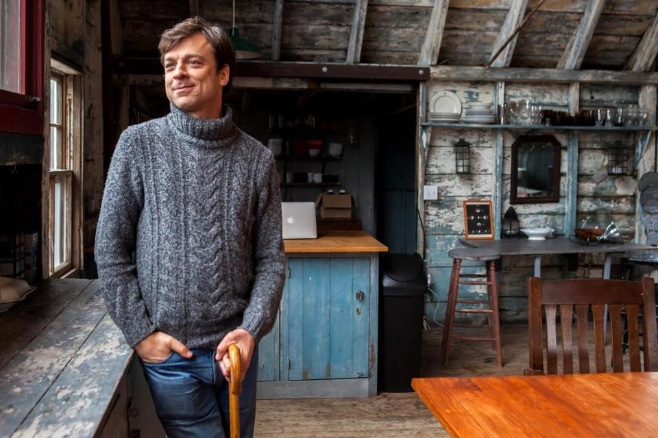 Joshua Prager is reviving the barn that Charles Hawthorne built to establish the Cape Cod School of Art in Provincetown.