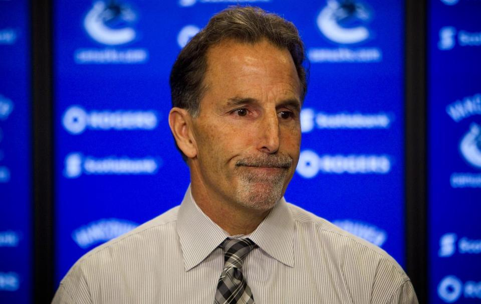 Coach John Tortorella was fired after leading the Canucks to their worst finish in 14 years. (Ben Nelms/Getty Images/File)
